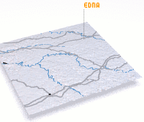 3d view of Edna