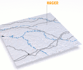 3d view of Hager