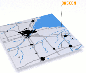 3d view of Bascom