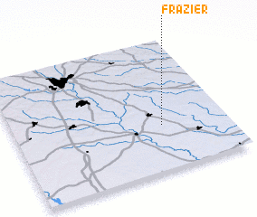 3d view of Frazier