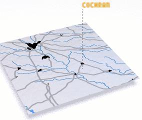 3d view of Cochran