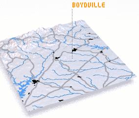 3d view of Boydville