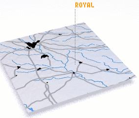 3d view of Royal