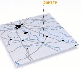 3d view of Porter
