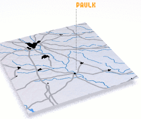 3d view of Paulk