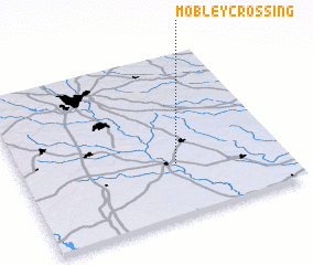 3d view of Mobley Crossing