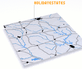 3d view of Holiday Estates