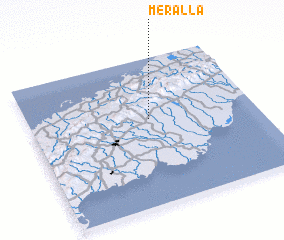 3d view of Meralla
