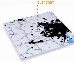 3d view of Glengary