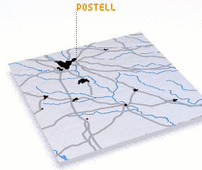 3d view of Postell