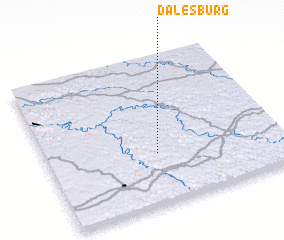 3d view of Dalesburg