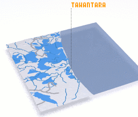 3d view of Tawantara