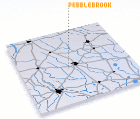 3d view of Pebblebrook