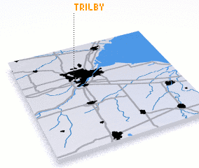 3d view of Trilby