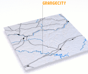 3d view of Grange City