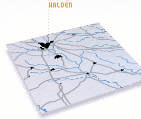 3d view of Walden