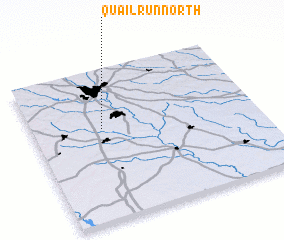 3d view of Quail Run North