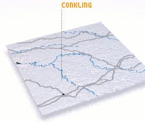 3d view of Conkling