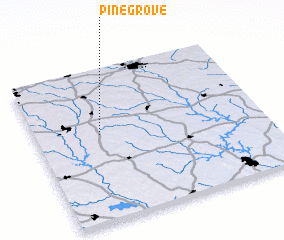 3d view of Pine Grove