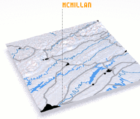 3d view of McMillan