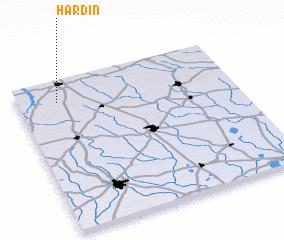 3d view of Hardin