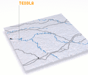 3d view of Texola