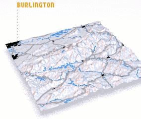 3d view of Burlington