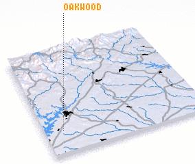 3d view of Oakwood