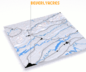 3d view of Beverly Acres