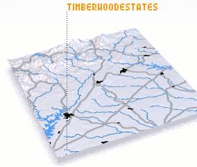 3d view of Timberwood Estates