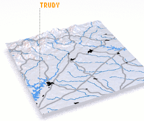 3d view of Trudy