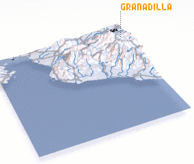 3d view of Granadilla