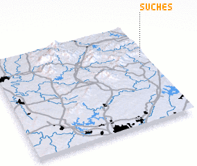 3d view of Suches