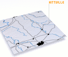 3d view of Hittville