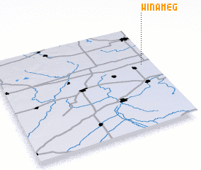 3d view of Winameg