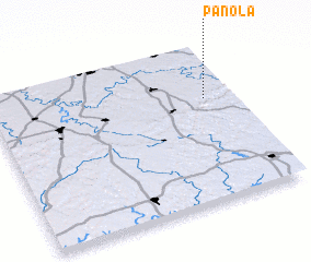 3d view of Panola