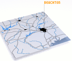 3d view of Beachton