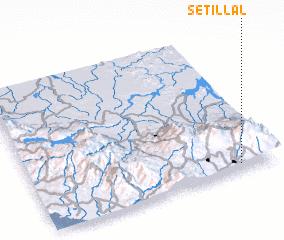 3d view of Setillal