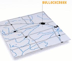 3d view of Bullock Creek