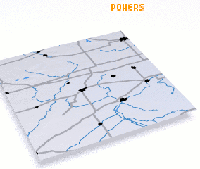 3d view of Powers