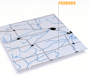3d view of Fenmore