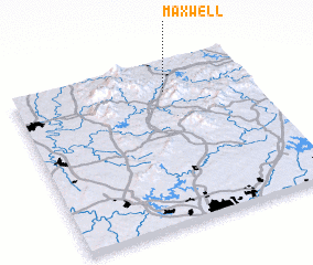 3d view of Maxwell