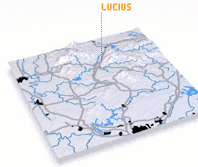 3d view of Lucius