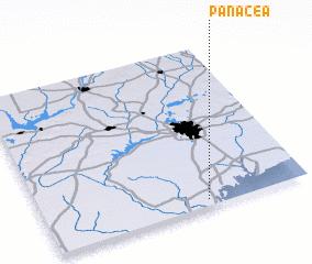 Panacea Florida Map.Panacea United States Usa Map Nona Net