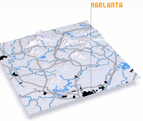 3d view of Marlanta