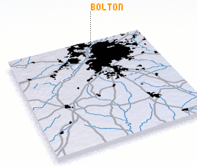 3d view of Bolton