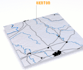 3d view of Kenton