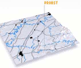 3d view of Probst