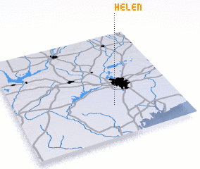 3d view of Helen