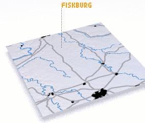 3d view of Fiskburg